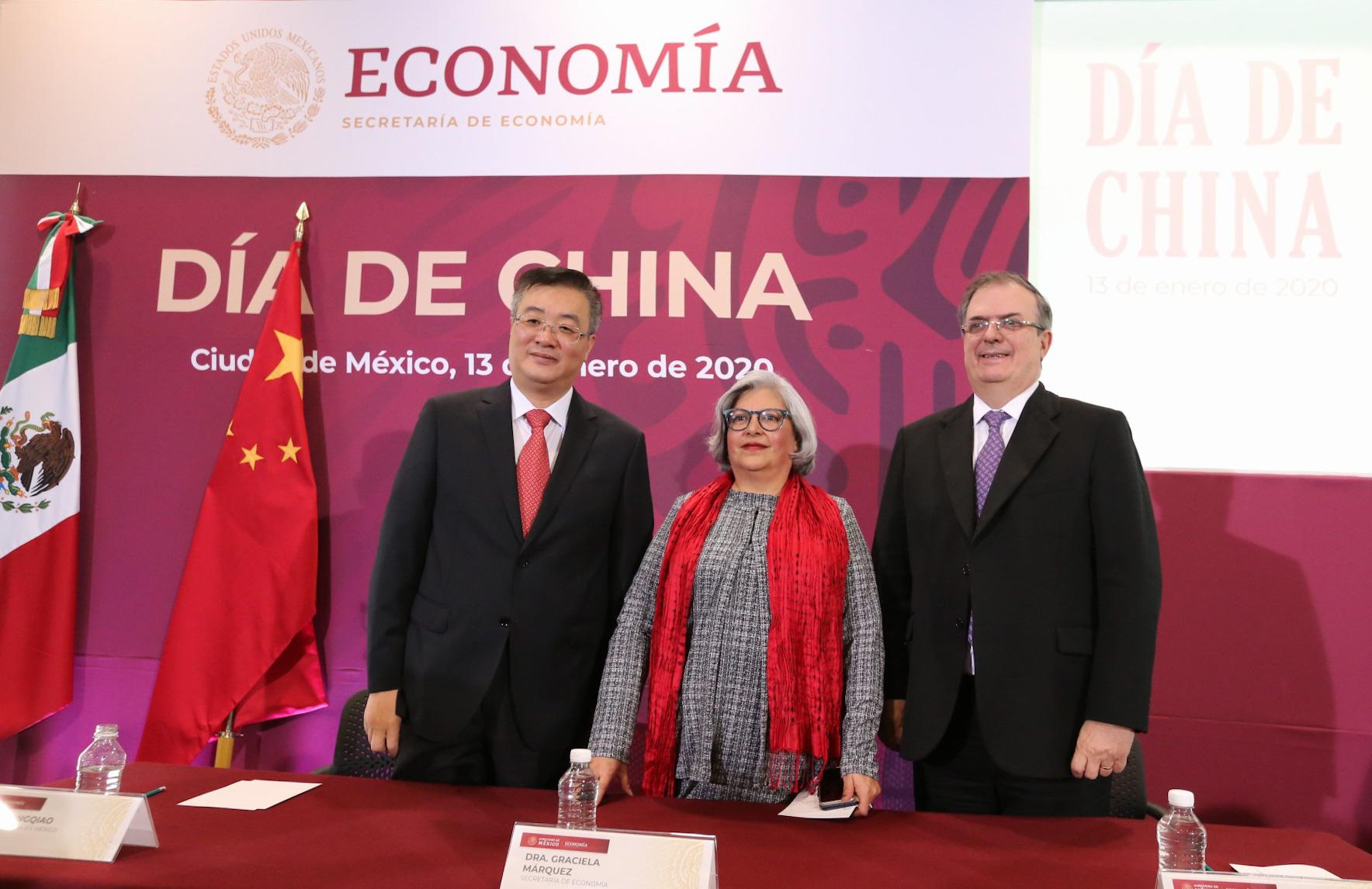 Anuncia China millonaria inversión de 600 millones de dólares para la Refinería Dos Bocas