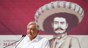 Destaca AMLO importancia historica y social de Emiliano Zapata, entrega obras en Anenecuilco