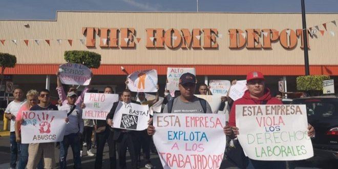 Trabajadores de The Home Depot a punto de ir a huelga en 13 estados