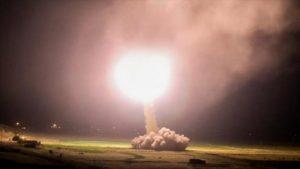 Ataca Irán bases de Estados Unidos en Irak