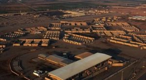 Atacan otra base estadunidense en Irak con proyectiles Katyusha