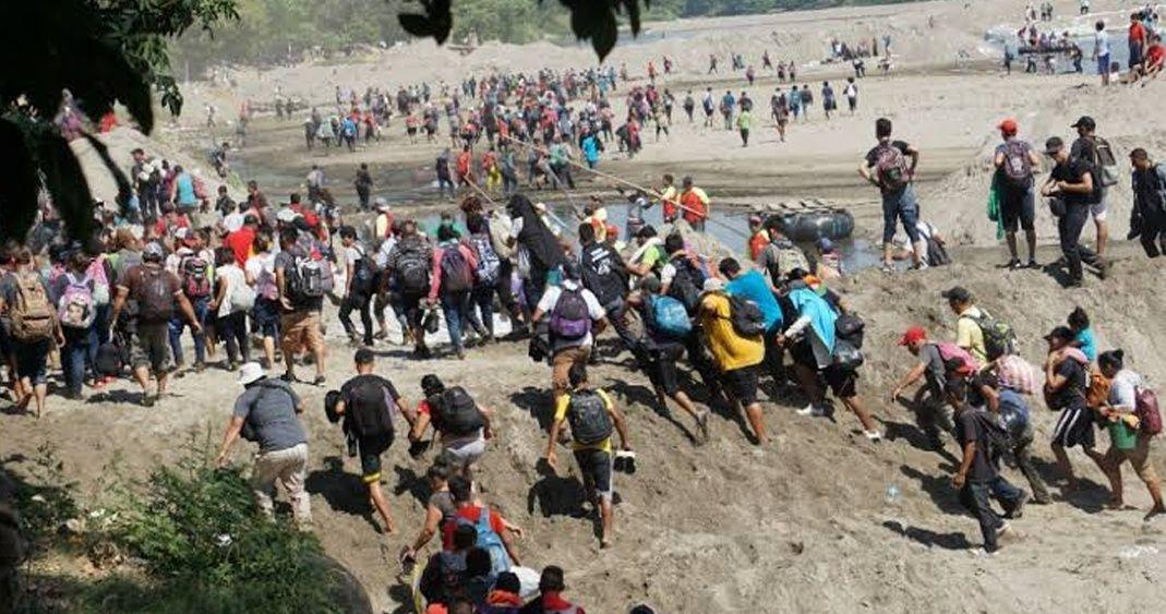 """""""Conservadores buscan hechos de violencia contra migrantes, nosotros ofrecemos apoyo"""": AMLO"""