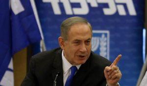 Netanyahu advierte a Irán con un «golpe rotundo» si ataca a Israel