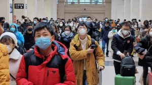 Convoca OMS reunión de emergencia por brote de Coronavirus en China