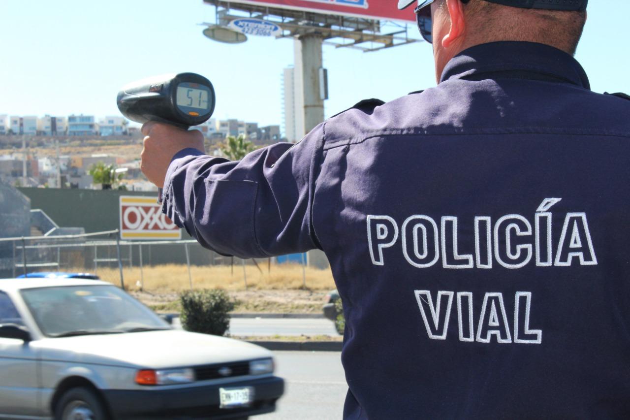 Registró CES 50 ciento menos accidentes por exceso de velocidad en 2019