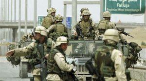 Anuncia OTAN movimiento temporal de sus tropas de Irak