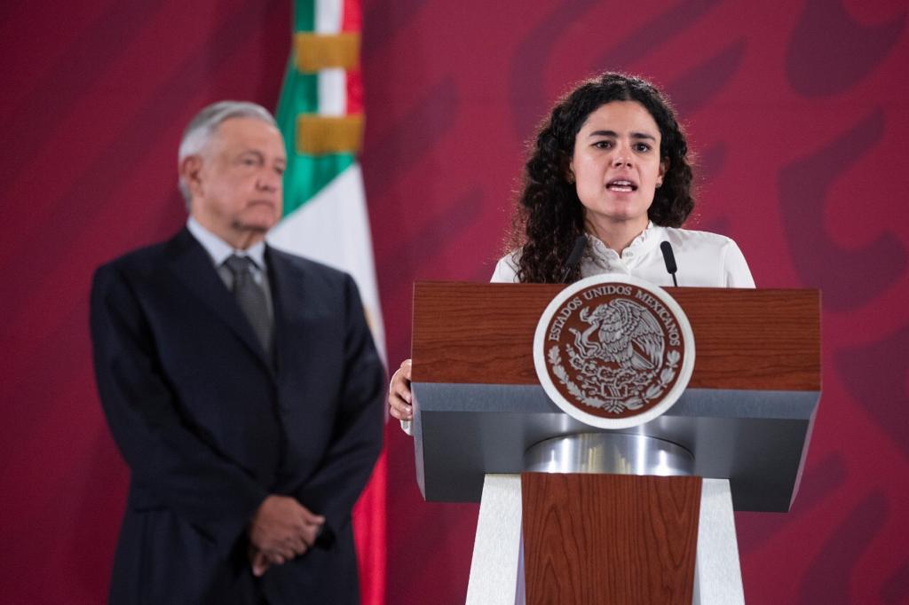 Va Cuarta Transformación para erradicar subcontratación, «14 mil 500 empresas en la mira»: Luisa Alcalde