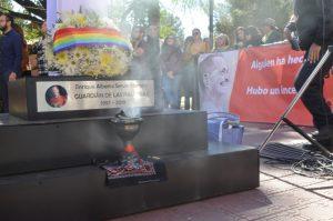 """Exigen justicia a gobierno estatal por asesinato de Enrique Servín """"Guardián de las Palabras"""""""
