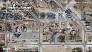 Informan medios iraníes que ataque a bases estadunidenses en Irak dejó 80 muertos