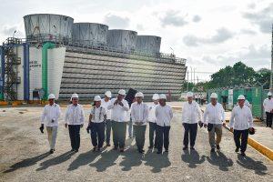 Presenta AMLO Programa Integral de Energía para Yucatán, inicia construcción de gasoducto y termoeléctricas