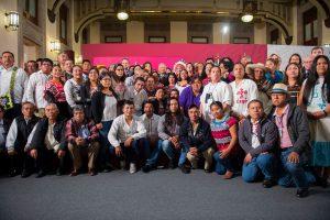 Celebra AMLO resistencia de lenguas indígenas, gobierno fortalece culturas