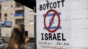 Se une el PSOE y Podemos en 58 municipios para boicotear a empresas de Israel