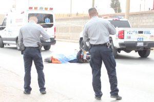 Atacan y matan a balazos a motociclista