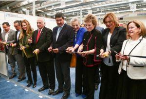 Asiste la Alcaldesa a la inauguración de Conexión Turística Binacional