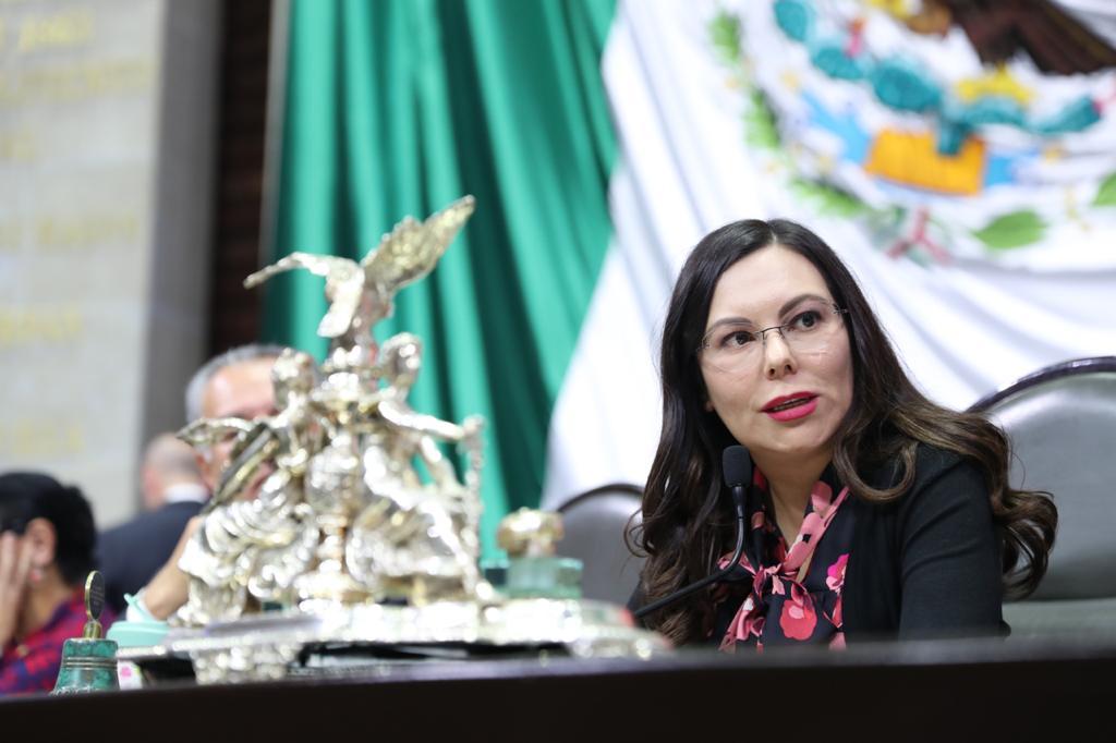 A discusión regulación de la mariguana, salarios de servidores públicos y elección de consejeros del INE: Laura Rojas
