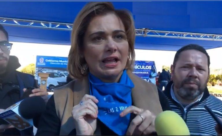 Ante expresiones personales de Maru Campos, Secretaría de Mujeres Morena insta a respetar investidura