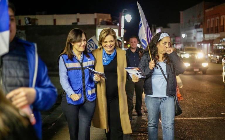 También Maru se suma al paro nacional de mujeres