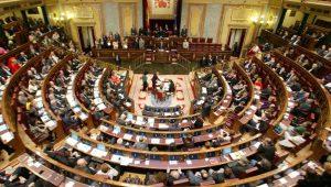 Rechaza Parlamento Español legitimidad de Guaidó como Presidente encargado de Venezuela