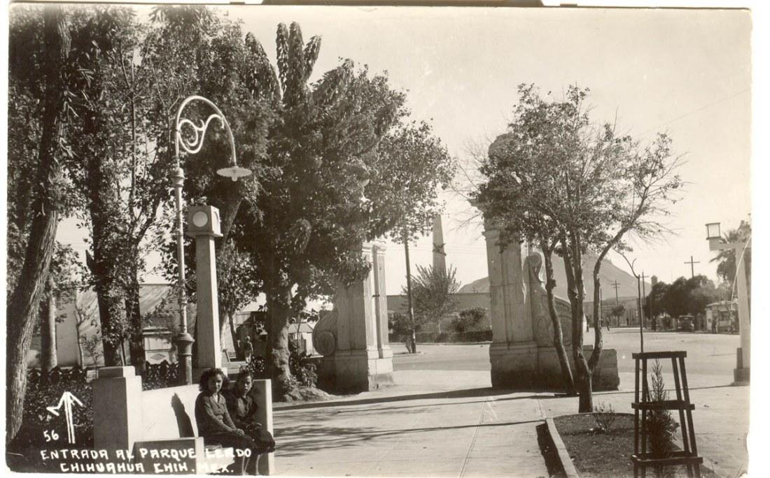 De la alameda Santa Rita al Parque Leredo, así la evolución de este icono de los chihuahuenses