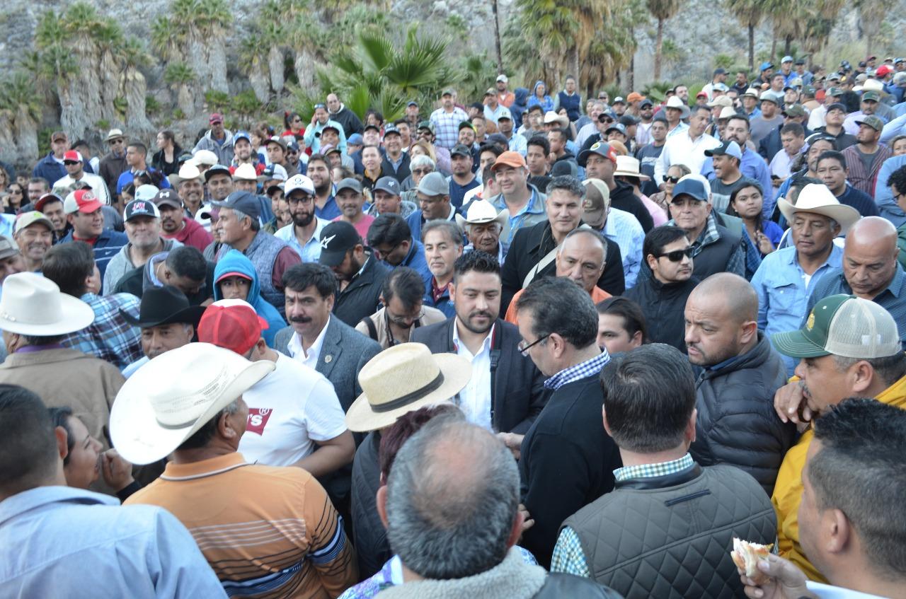 Ingresaron ilegalmente a instalaciones federales de presa La Boquilla: CONAGUA