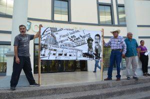 Ante manoteo político, pide Asamblea Popular Comunitaria información real sobre crisis de agua en Chihuahua