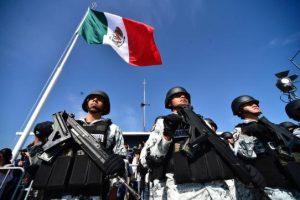 Inaugura AMLO cuartel de la Guardia Nacional en Pénjamo, Guanajuato