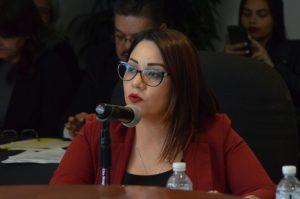Busca Deyanira Ozaeta que feminicidas no tengan libertad preparatoria