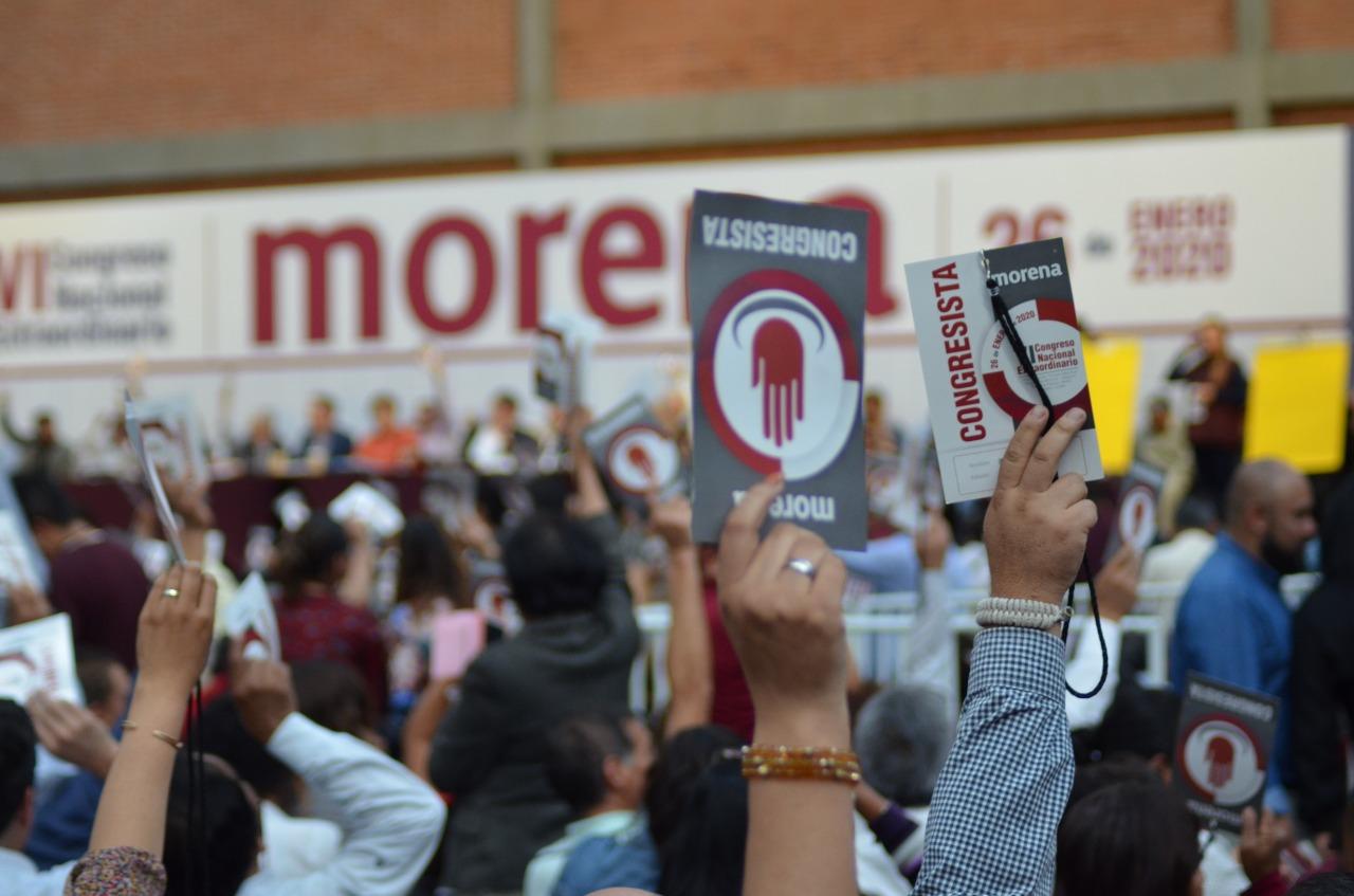 Valida tribunal electoral a Ramírez Cuéllar como Presidente de Morena, definen hoy