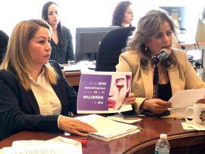 Urge PRI a Fiscalía y Poder Judicial información que frena dictámenes de feminicidio en Congreso