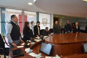 En secrecía diputados votaron desafuero de Magistrado Ramírez