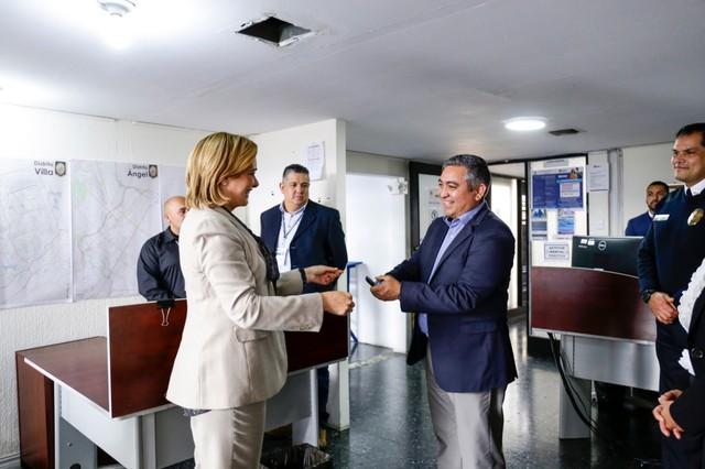 Entrega Alcaldesa vehículos a la Coordinación de Protección Civil Municipal