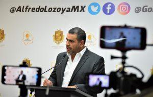 Establecerán mesa de trabajo con tema de la retención del ISR Alcalde Lozoya e INDEX