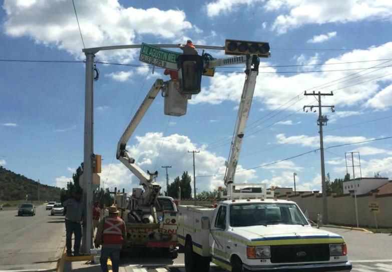 Estacionómetros invirtió 1.5 mdp  en proyecto de semaforización
