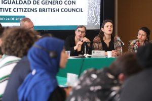 Destaca Wendy Briceño reformas para lograr igualdad sustantiva, paridad y participación de mujeres indígenas