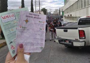 Negativa de Ortuño no detiene a Marea Verde para promover derechos sexuales entre jóvenes del COBACH