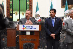 Deja Víctor Quintana gobierno de Corral, toma protesta Luis Aguilar en Desarrollo Social