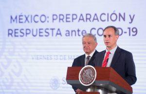 México aún en fase I, decisiones ante COVID-19 por criterios científicos: AMLO «innecesario aislamiento masivo»