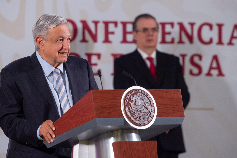 """""""No se dejen manipular"""", pide AMLO a mexicanos ante desinformación intencional por COVID-19"""