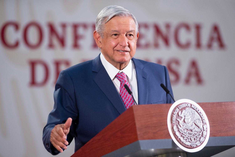 Venceremos con fraternidad universal, dice AMLO al G20