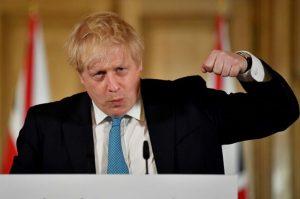 Da positivo al COVID19 Boris Johnson, Primer Ministro de Reino Unido