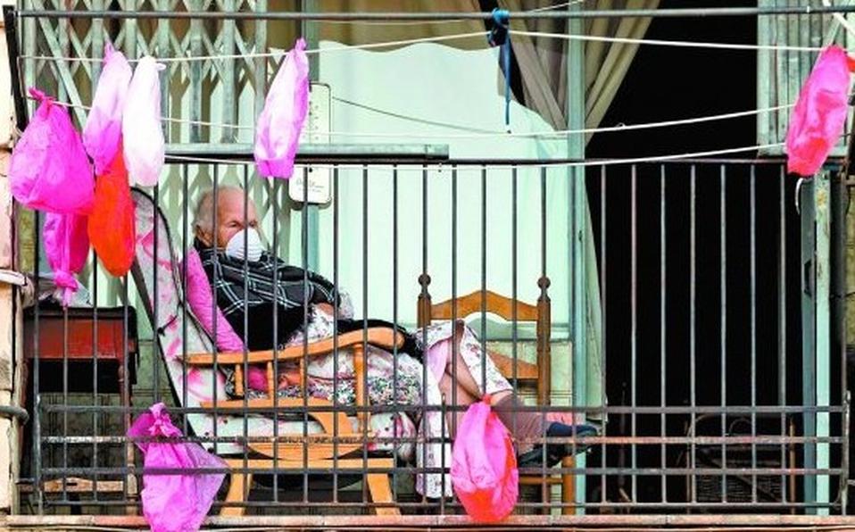 Registra España nuevo record de muertes por COVID19, se recrudece confinamiento