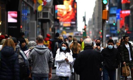 Estados Unidos por cruzar la delgada linea para ser el foco de la pandemia del COVID-19