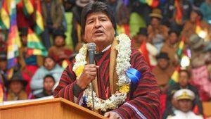 Postulan a Evo Morales para el Nobel de la PAZ