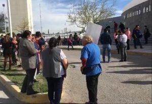 Temblor en Juárez obliga al desalojo de edificios