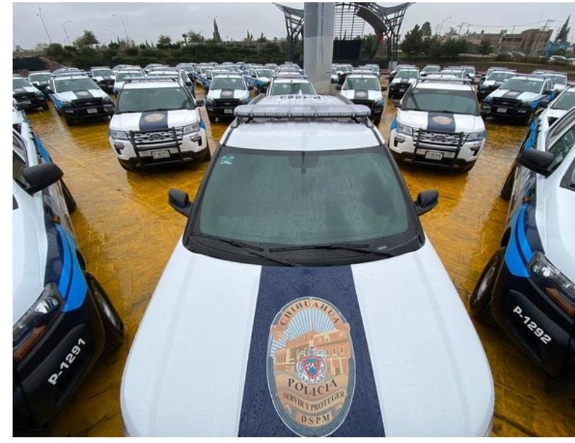 Logra Policía Municipal de Chihuahua reacreditación CALEA