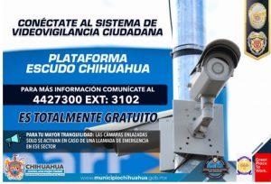 Invita DSPM a ciudadanía a conectar sus cámaras a la Pecuu