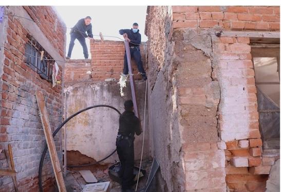 Don José tendrá nueva vivienda gracias a la unión de las autoridades