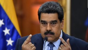 En plena crisis por COVID-19, EEUU ofrece 15 mdd de recompensa por arresto de Nicolás Maduro
