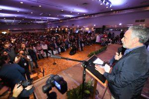Desborda Ramírez Cuéllar evento de Morena en Chihuahua
