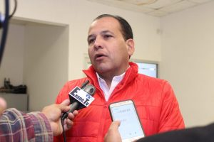 Urge Bazán a gobierno estatal pagar retroactivo a empleados de Obras Públicas